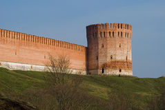 Smolensk fortress Royalty Free Stock Images