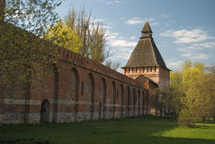 Smolensk fortress Royalty Free Stock Photography