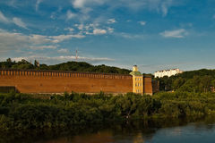 Smolensk fortress Royalty Free Stock Photo