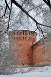 Smolensk Fortress Stock Photo