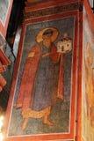 Smolensk freskomålning royaltyfria foton