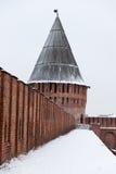 Smolensk Kremlin. Russia. Royalty Free Stock Photo