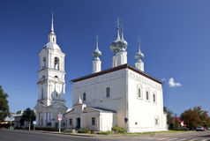 Smolenskaya Church in Suzdal. Russia Stock Image