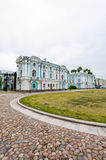 Smolny Convent of the Resurrection Stock Photos