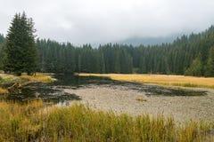 Smolyan Seen in Bulgarien lizenzfreie stockfotografie