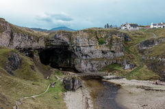 Smoo Cave, Durness, Scotland Royalty Free Stock Image