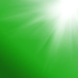 Smooth abstract background. Smooth green abstract background. Digitally rendered image vector illustration