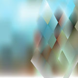 Smooth abstract geometric background eps10 vector Royalty Free Stock Images