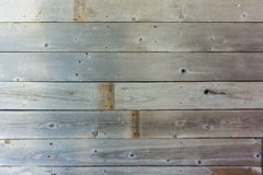 Smooth Aged Wood Wall Close Stock Photos