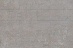 Smooth Beige Stone Wall Stock Images