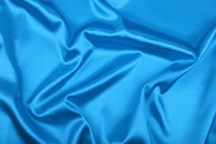 Smooth  blue background Stock Photography