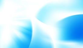 Smooth Blue background Stock Photos