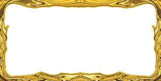 Smooth border frame Stock Photo