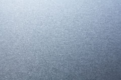 Smooth brushed metallic texture Stock Photos