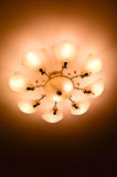 Smooth Ceiling light lamp Royalty Free Stock Photos