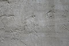 Smooth concrete texture. Beton uneven texture. Photographic pattern. Cement concrete surface. Creme gray rabblework superficies. stock image