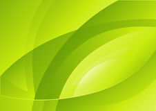 Smooth Curves Background Stock Image