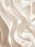 Smooth elegant golden silk as wedding background. In Sepia toned Royalty Free Stock Photos