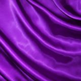Smooth elegant lilac silk. Vector Royalty Free Stock Images