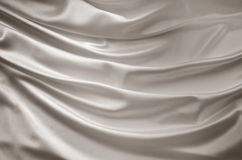 Smooth elegant pearl silk background Stock Image
