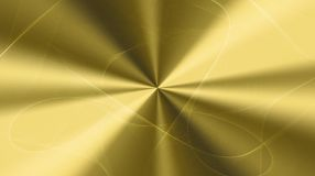 Smooth golden Abstract background shining light. This vector pattern is for website background, wallpaper, screen sever, book cover stock illustration