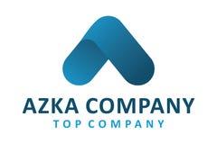 Azka company Royalty Free Stock Photography