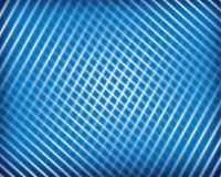 Smooth light blue vertical, intersection lines and strips grid abstract background. Good for promotion materials, brochures, banne Royalty Free Stock Photography