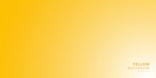 Smooth light yellow background with curved lines pattern texture with place for text. You can use cover brochure, card, banner web. Poster, print, etc. Vector vector illustration