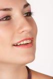 Smooth lips Stock Photos