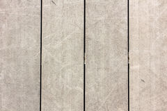 Smooth planks of light wood Royalty Free Stock Photo