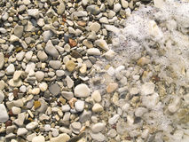 Smooth River Stone Stock Images