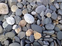 Smooth rocks Royalty Free Stock Images
