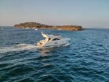 Smooth Sailing Stock Photography