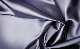 Smooth satin background Stock Photo