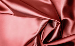 Smooth satin background Royalty Free Stock Photography