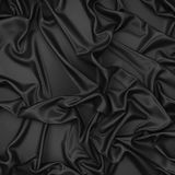 Smooth satin drapery Royalty Free Stock Photography
