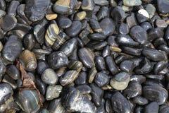 Smooth and shiny surfaced stones at Hin Ngam island Stock Photos