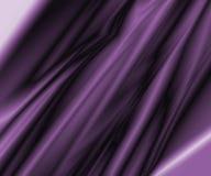 Smooth silk background. Blue smooth silk background. silk texture Stock Photography