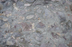 Smooth stone wall background Stock Photography