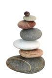 Smooth stones Royalty Free Stock Photo