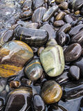 Smooth stones Royalty Free Stock Photos