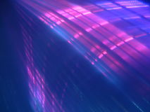 Smooth technology light line background Royalty Free Stock Image