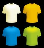 Smooth Tshirts Royalty Free Stock Image