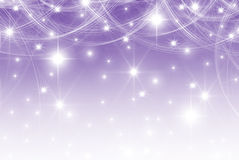 Smooth violet  background Stock Photography