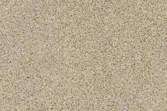 Smooth wet sand texture Stock Photo