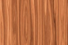 Smooth wood texture illustration Stock Image