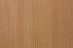 Smooth wooden background texture Royalty Free Stock Photography