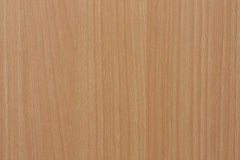 Smooth wooden background texture Stock Images