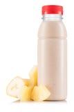 Smoothie в пластичной бутылке Стоковые Изображения RF