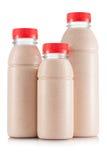 Smoothie в размере 3 бутылки Стоковые Изображения RF